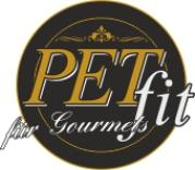 Etikett PETfit für Gourmets